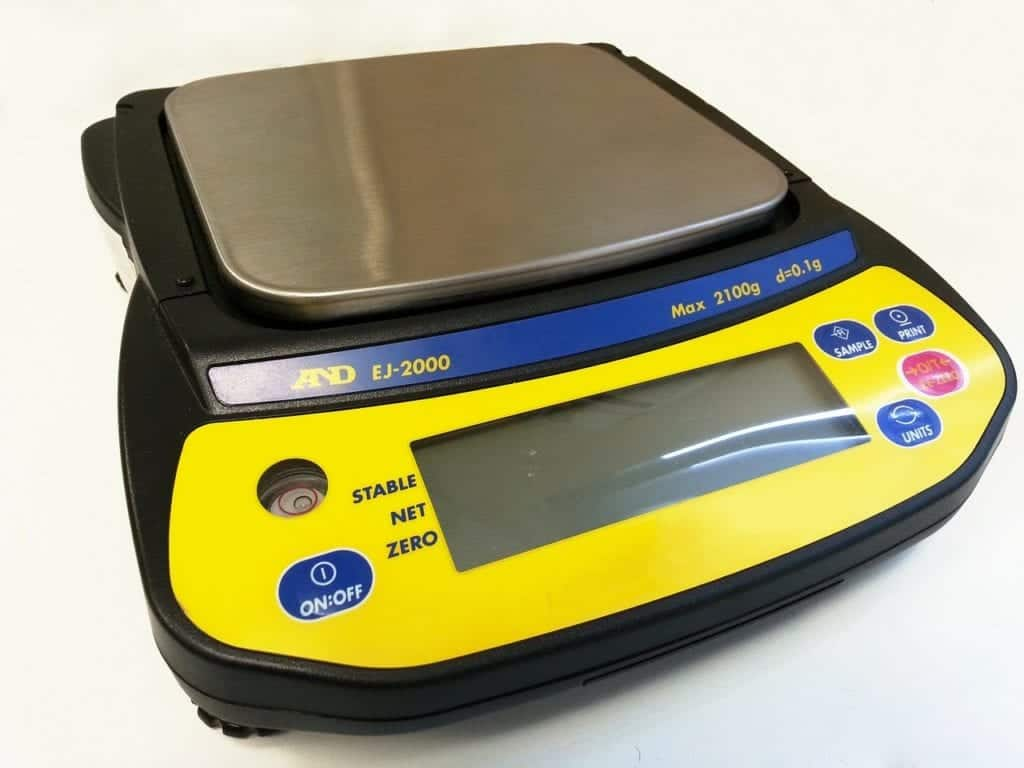 Manufacturing Electronic Weighing Scales