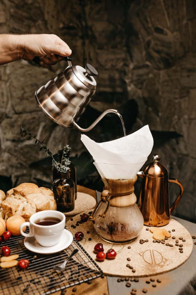 History Of Brewing Coffee Details