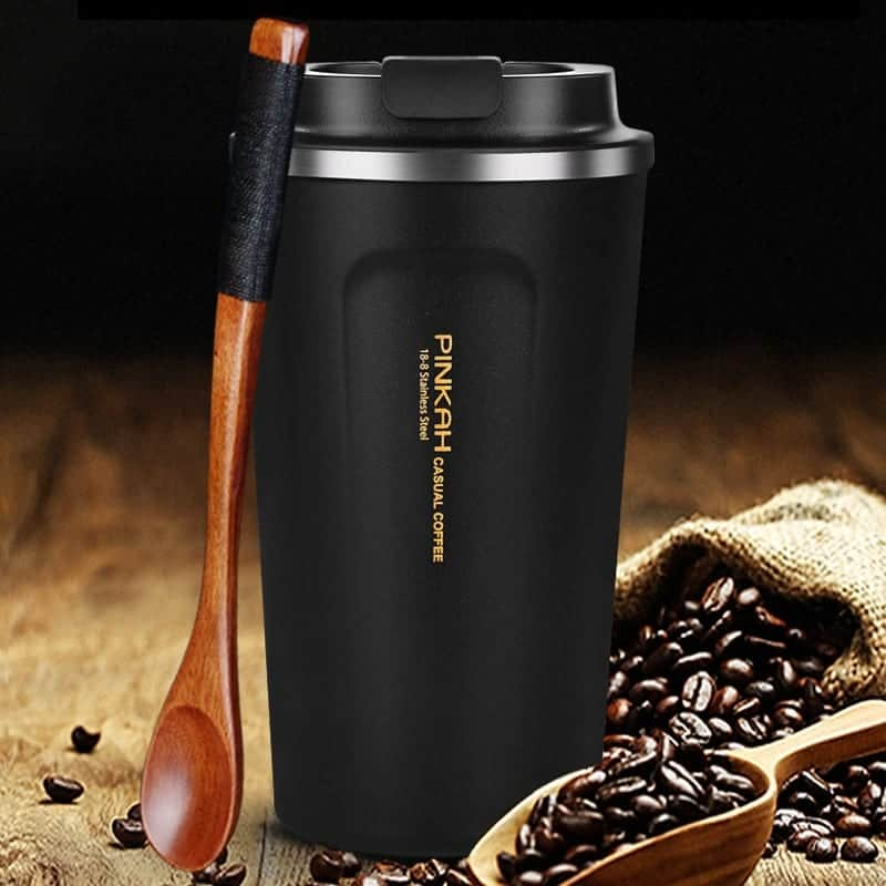 Choose The Best Product: Stainless Steel Vaccum Thermo Cup